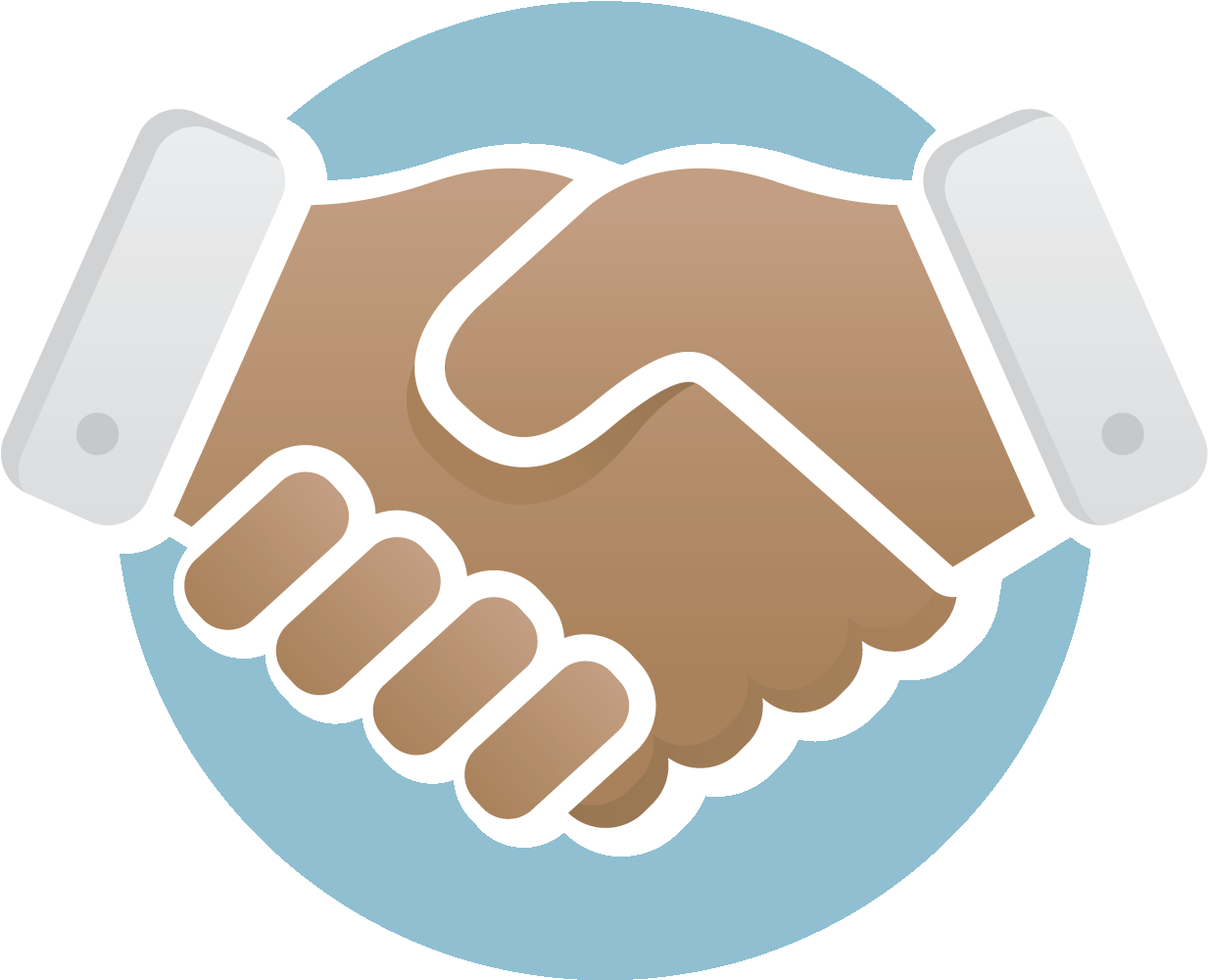 Logo png icon . Contract clipart handshake