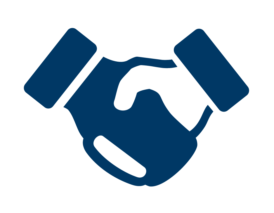 Contract clipart handshake. Who is mnit minnesota