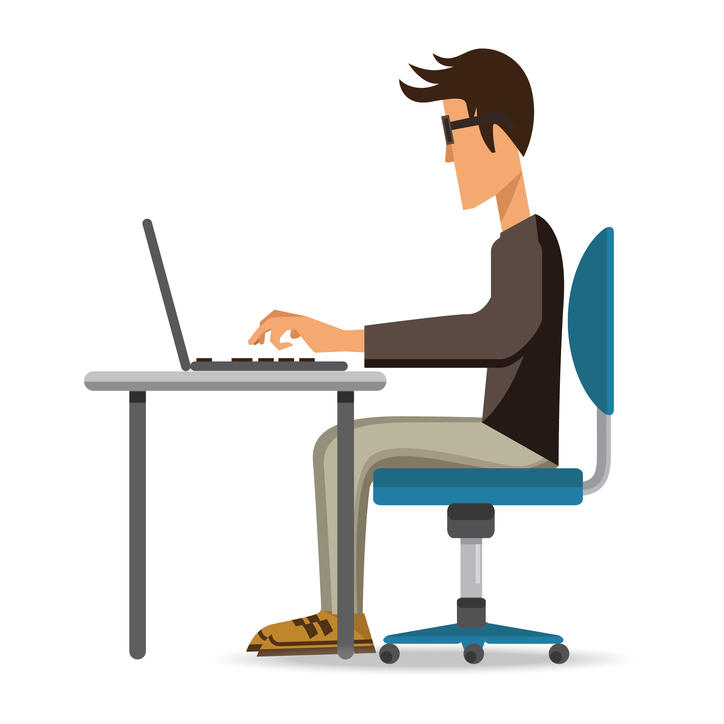 Tips to ease your. Jobs clipart person job