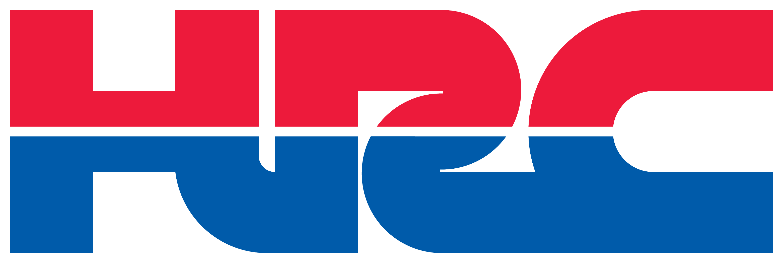 Hrc logo honda racing. Manager clipart vector