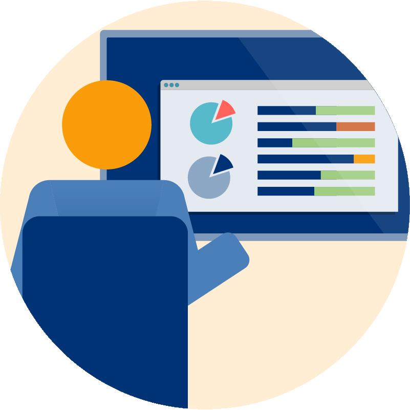 Evaluation clipart procurement process. Support services prestige purchasing