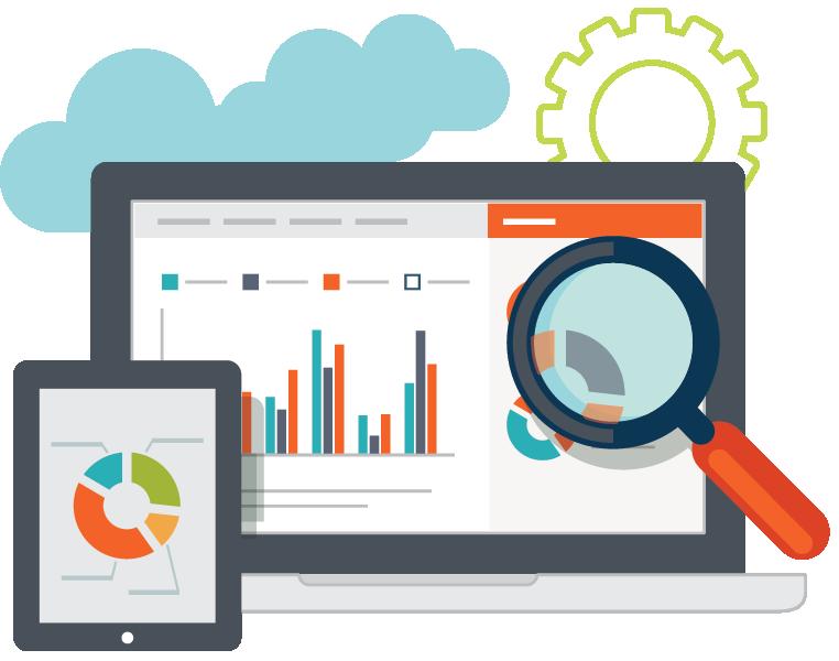 Evidence clipart auditor report. Customer data frames illustrations