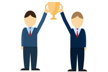 Negotiation proven advice experts. Contract clipart win win situation