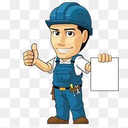 Adv png vectors psd. Contractor clipart
