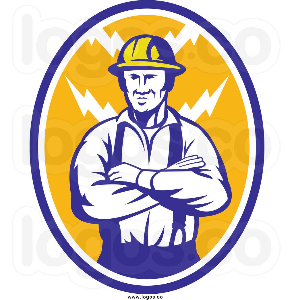 Logos free . Contractor clipart