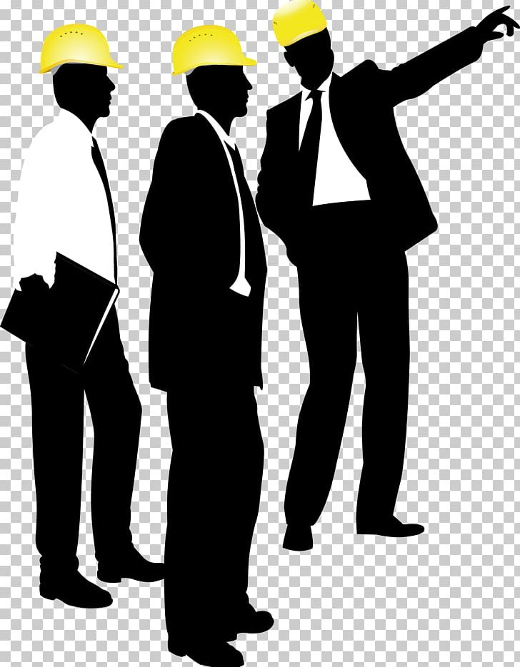 Engineer clipart three. Architectural engineering construction management