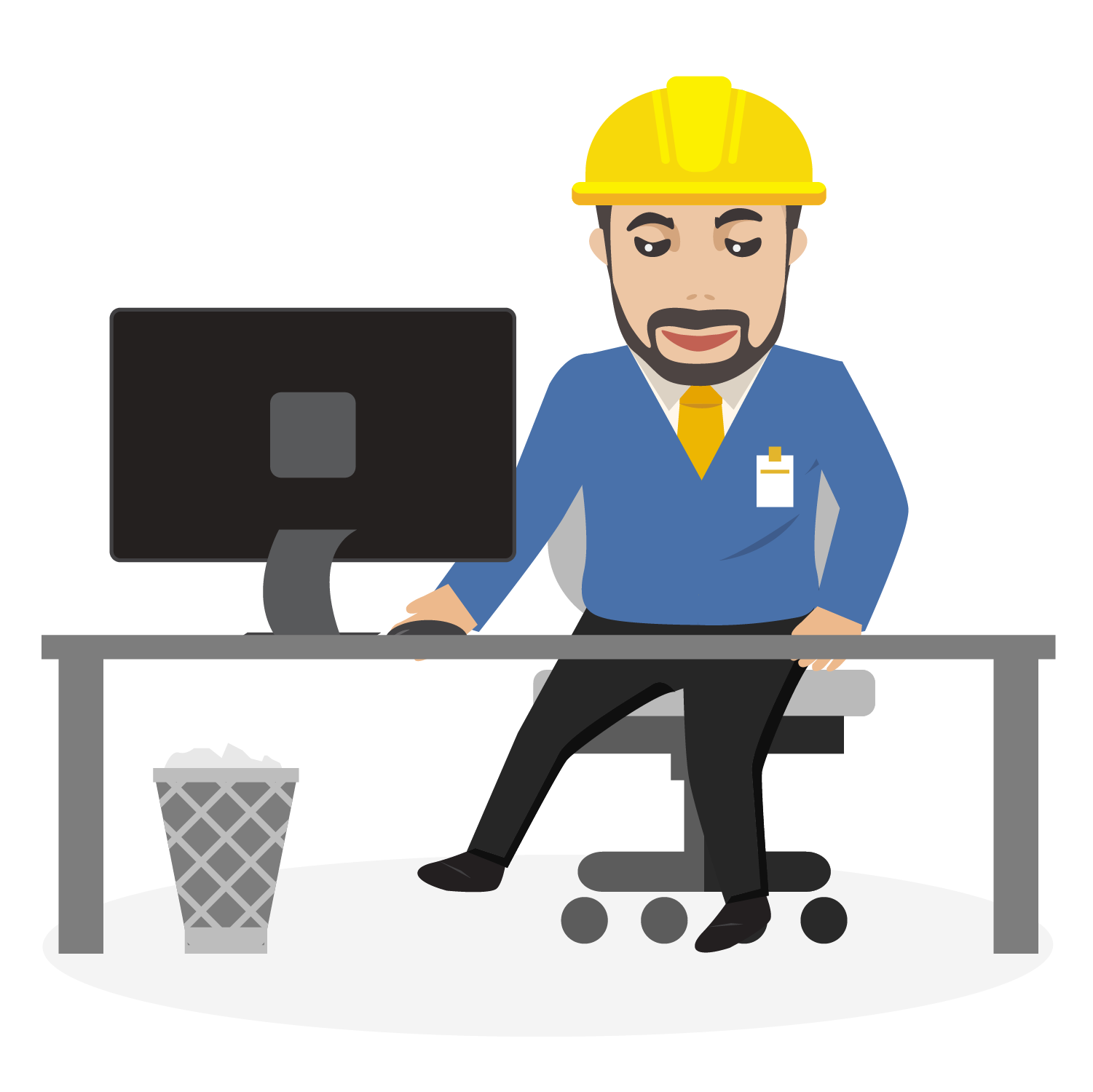 Contractor clipart construction management. Join our network of