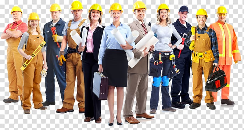 Contractor clipart construction team. Worker architectural engineering laborer