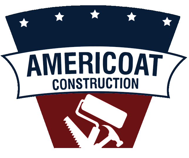 Americoat construction home remodeling. Contractor clipart drywall tool
