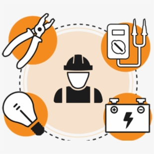 Contractor clipart electrical contractor.