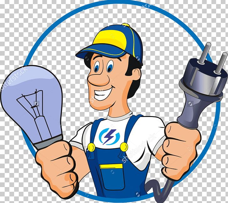 Electrician electricity . Contractor clipart electrical contractor