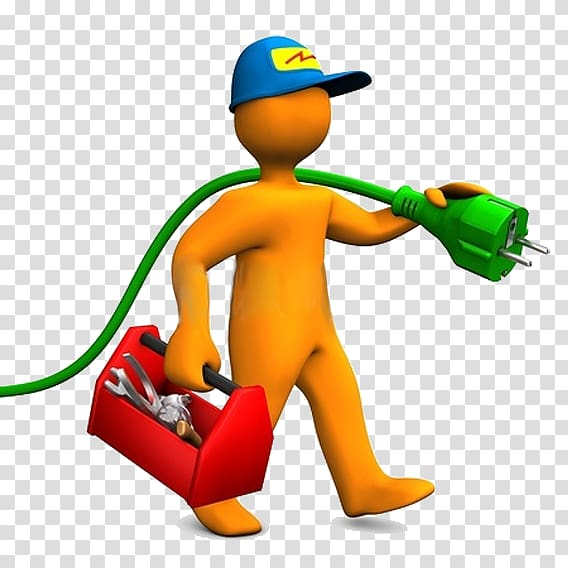Electrician logo electrical cusick. Contractor clipart electricity