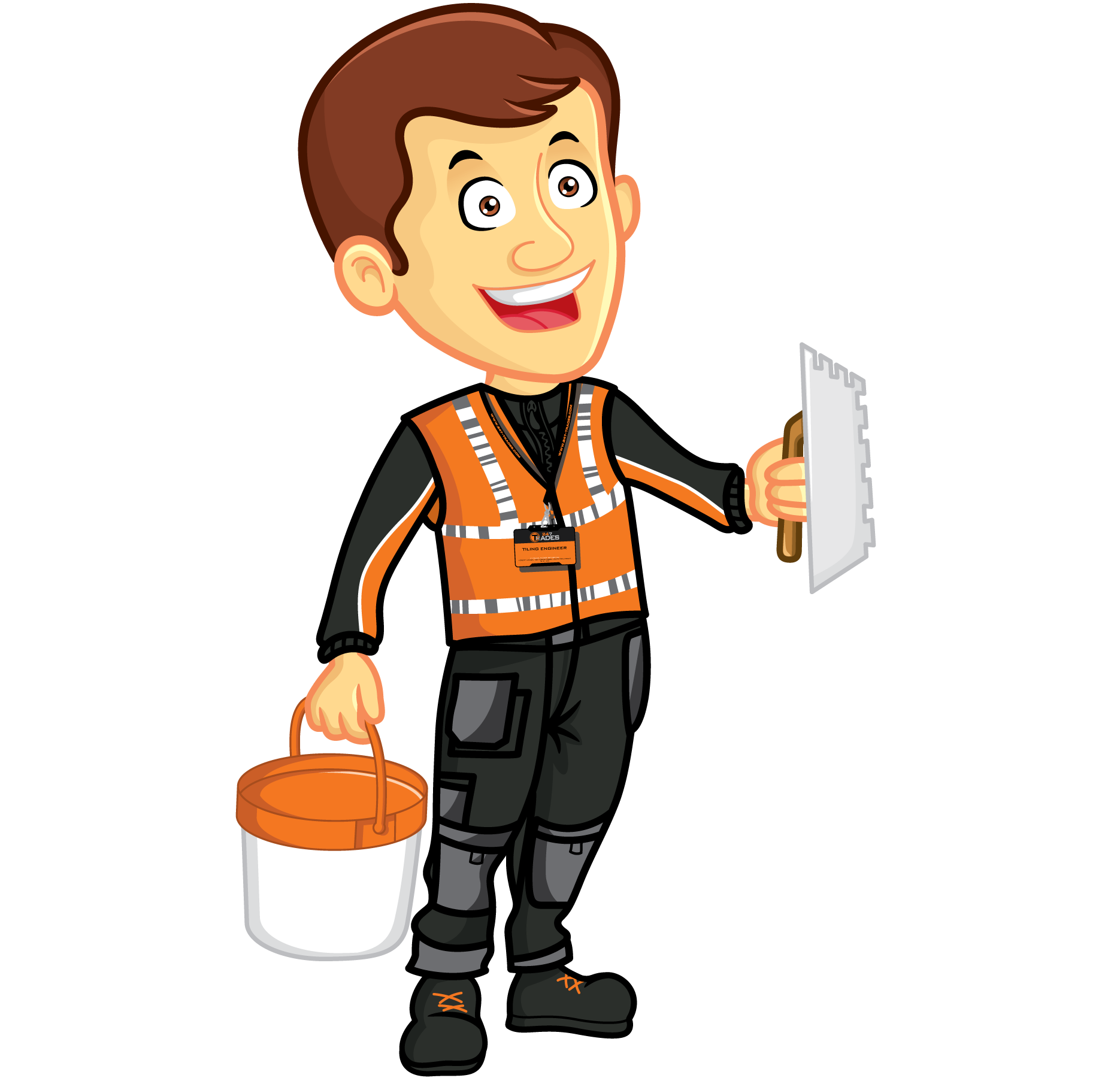 trades offers plumbing. Contractor clipart electricity