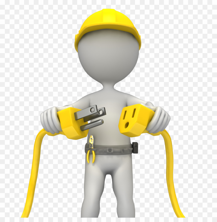 Electrical safety png engineering. Contractor clipart electricity