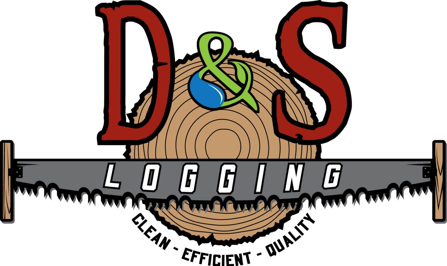Logs clipart timber. About d s logging