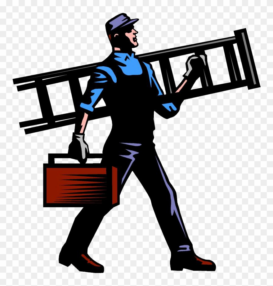 Free general painting png. Contractor clipart handyman