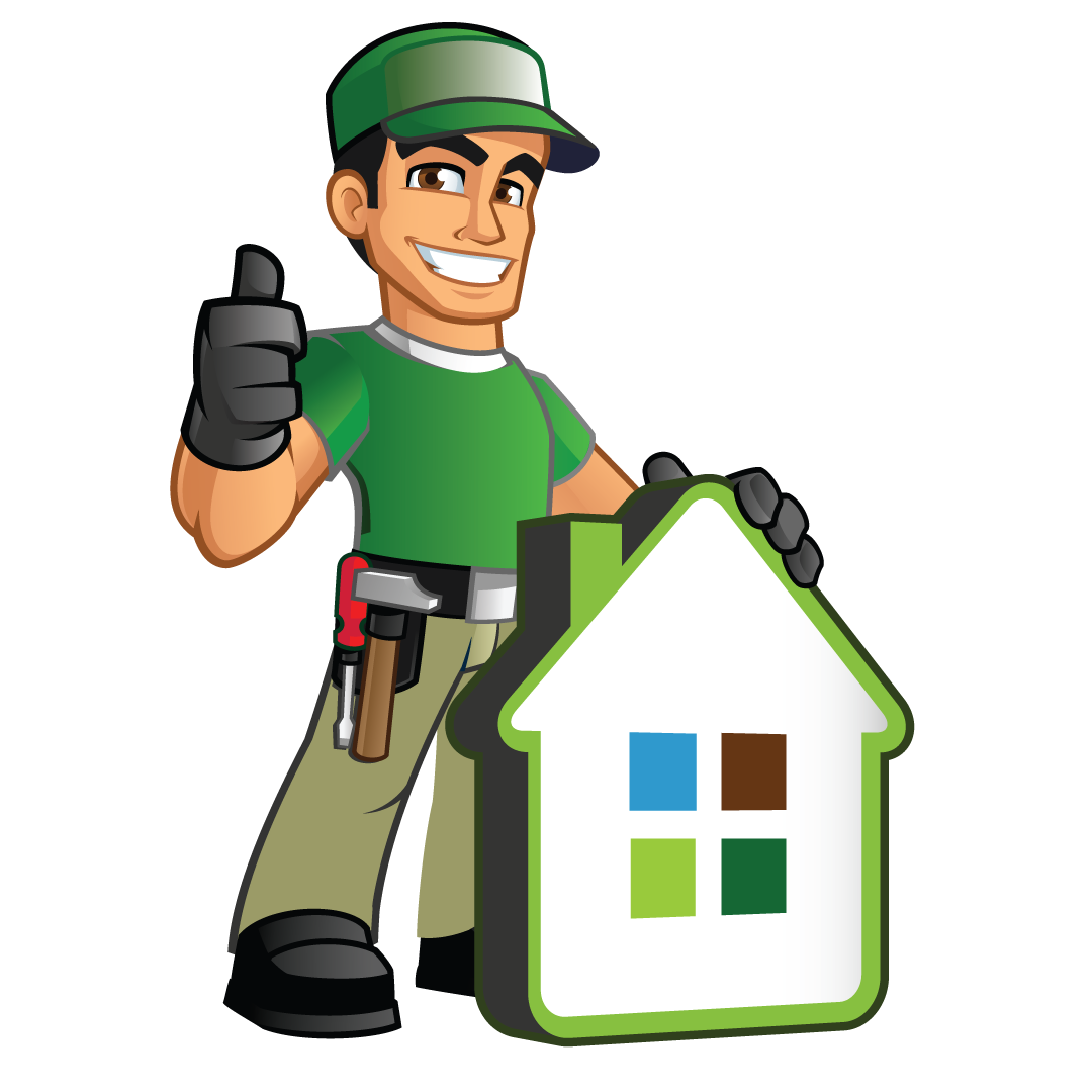 Pressure washing power broadwater. Contractor clipart handyman