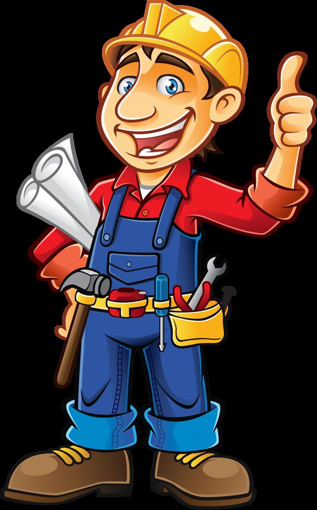 Contractor clipart handyman. Handy man free download