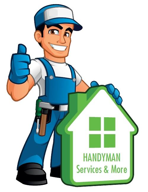 Professional general handyman repair. Tool clipart handy man