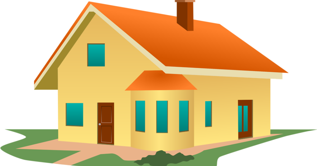 Selling a is anything. Cottage clipart simple house