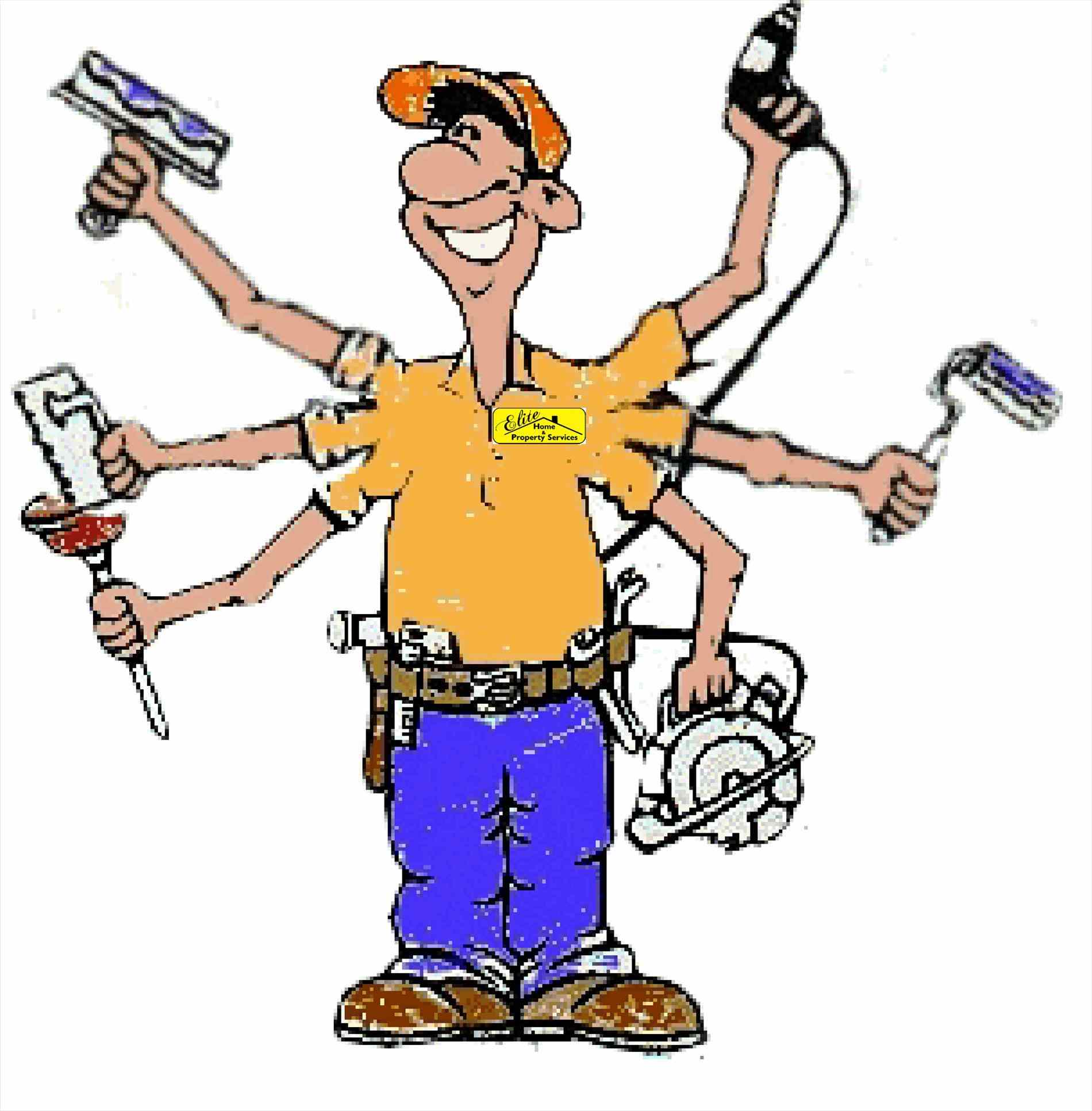 Images free download best. Contractor clipart maintenance