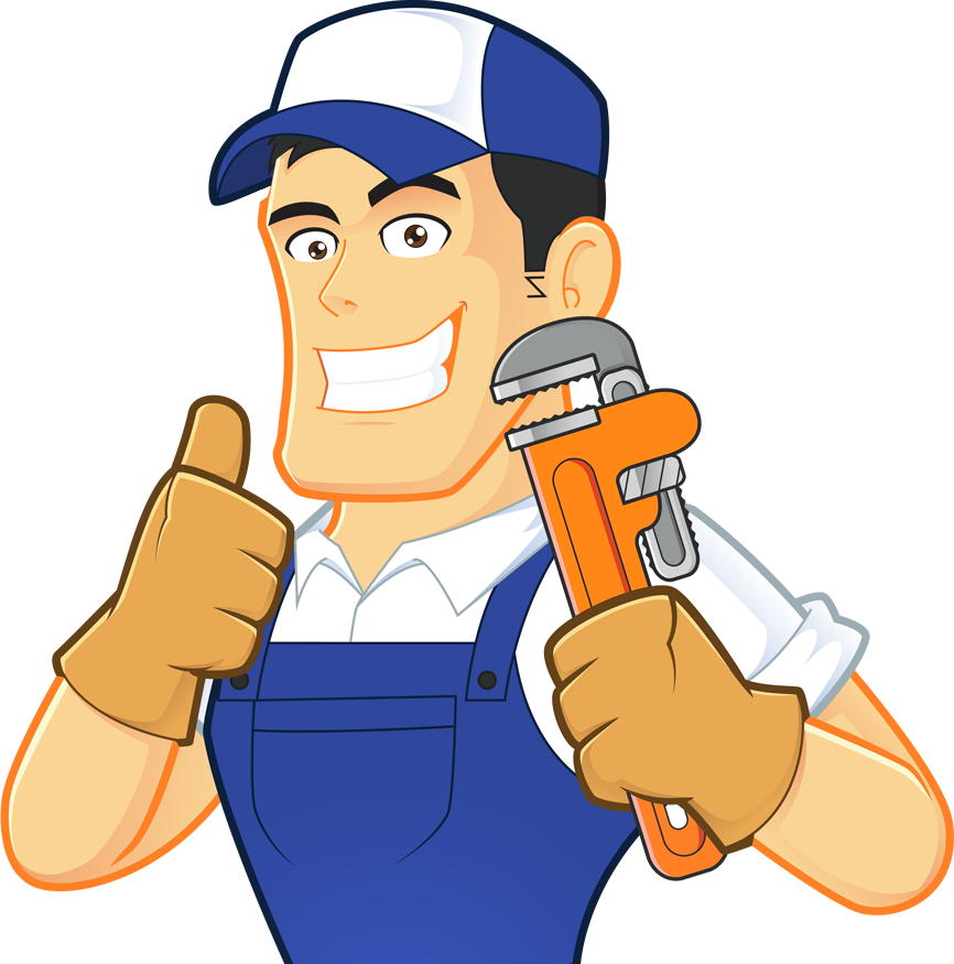 Handyman clipart maintenance guy. Home design and repair