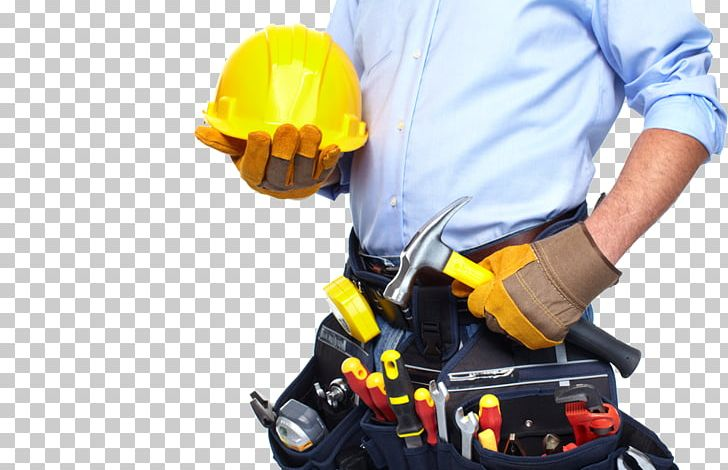 Architectural engineering electrician business. Contractor clipart maintenance department