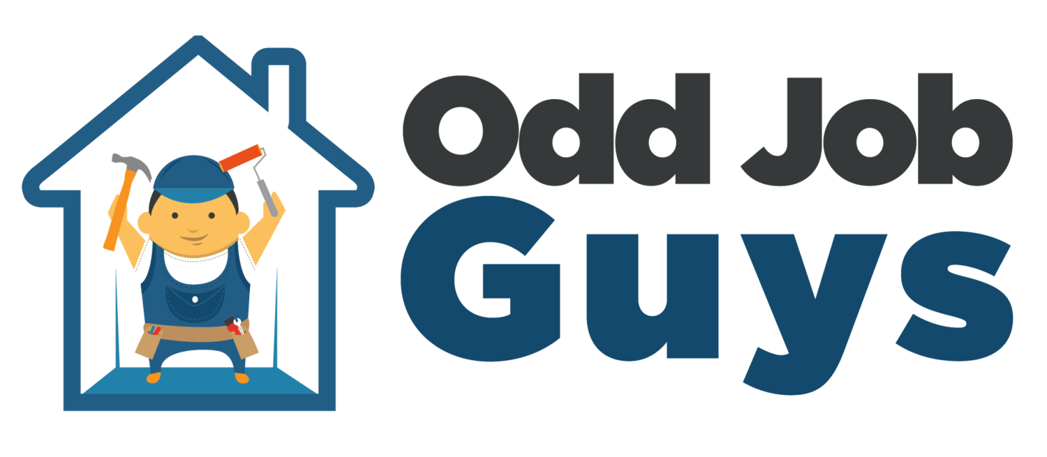 Odd job guys . Handyman clipart maintenance guy
