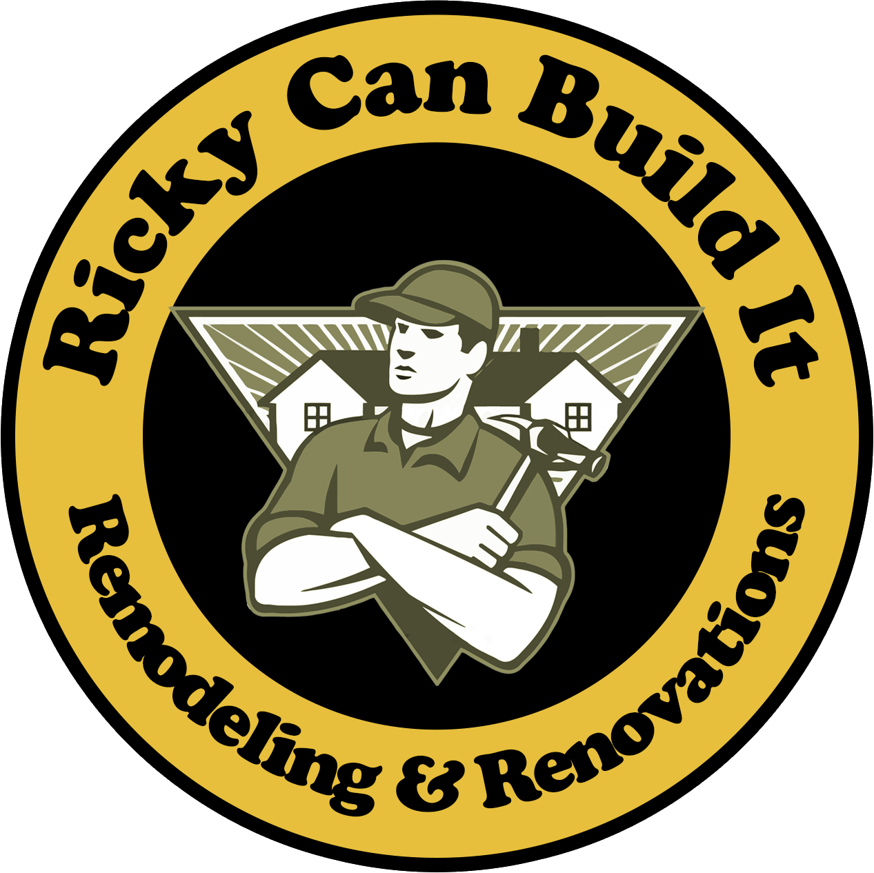 Residential commercial remodeling home. Contractor clipart office renovation