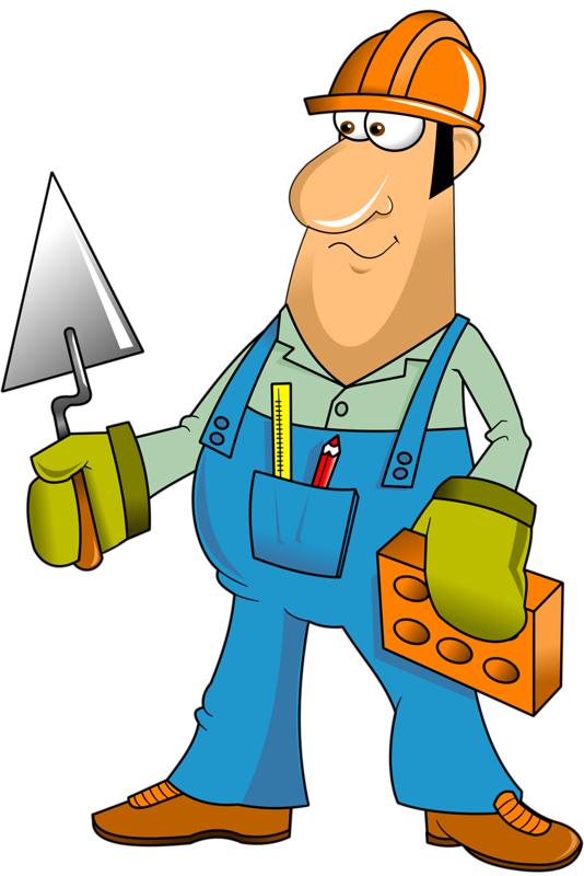 Jobs clipart construction.  png scrapbook filing