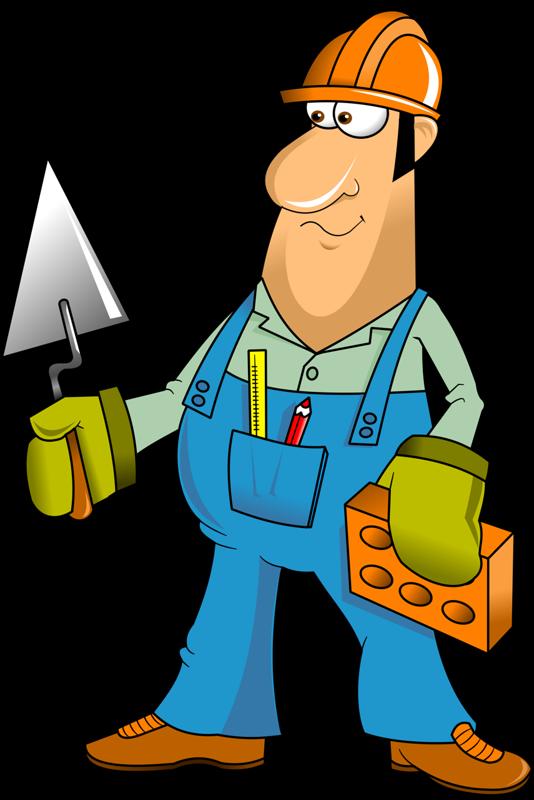 png scrapbook filing. Female clipart handyman