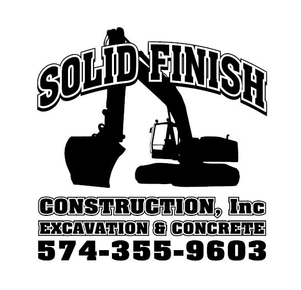 Concrete pouring solid finish. Dirt clipart excavation