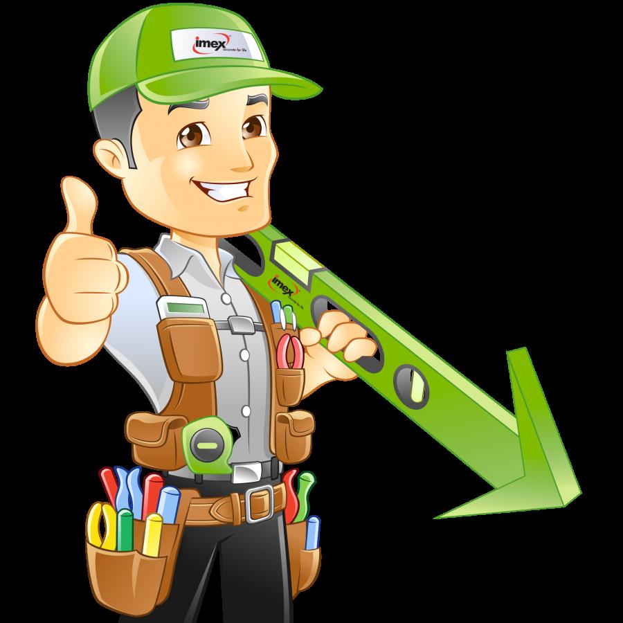 Imex greenarrow service laser. Contractor clipart transparent