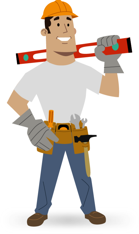 Contractor clipart transparent. Jobsight network now accepting