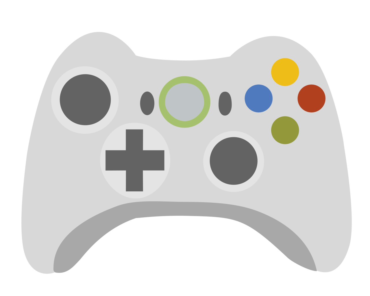 Xbox controller png stickpng. Electronics clipart transparent
