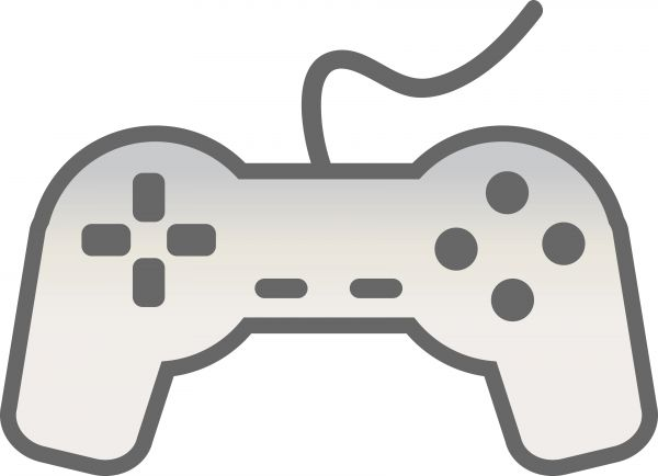 Gaming clipart playstation. Controller clip art gamr