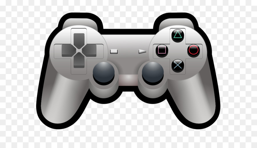 Controller clipart. Playstation game clip art