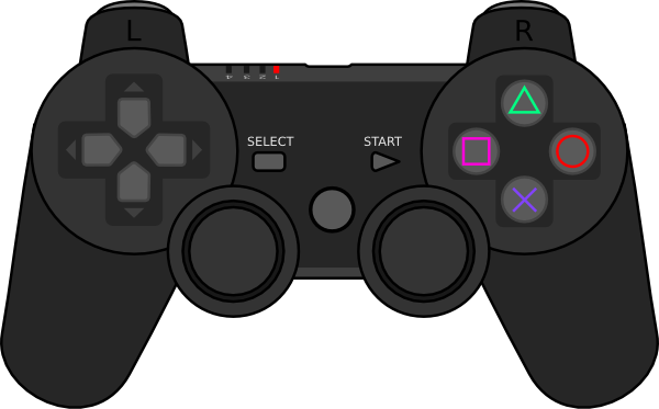 Ps . Controller clipart