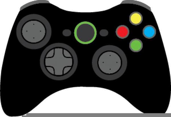 Xbox remote free images. Controller clipart