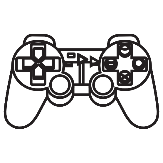 Gaming clipart two. Console panda free images
