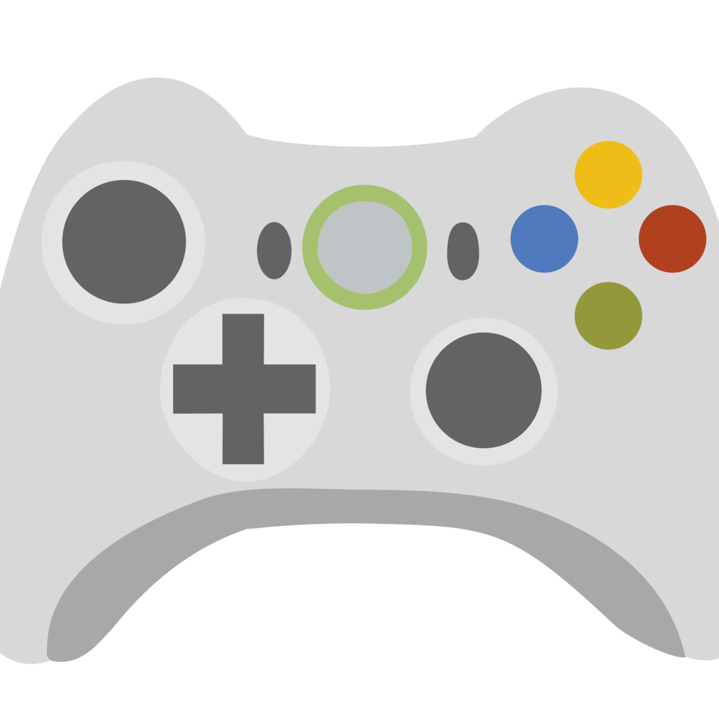 Bj gaming google . Controller clipart game console