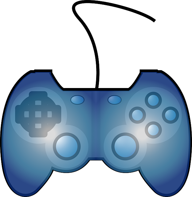 Photo by clker free. Gaming clipart game console