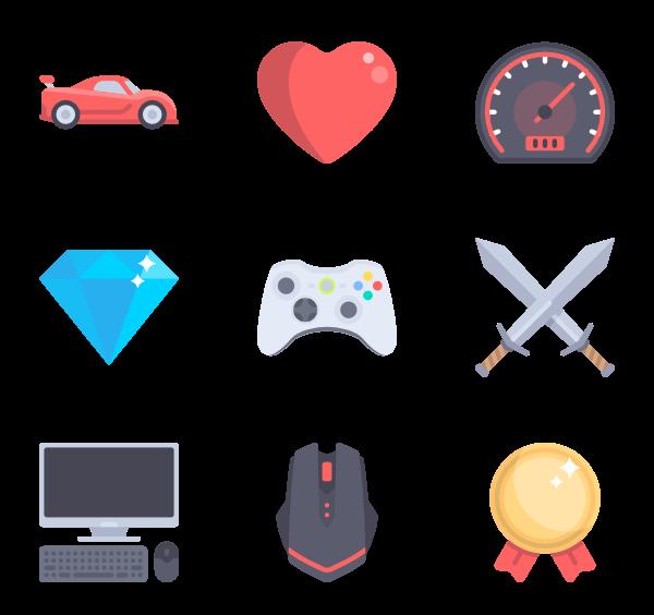 Gaming video game