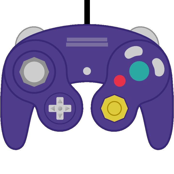 controller clipart gamecube