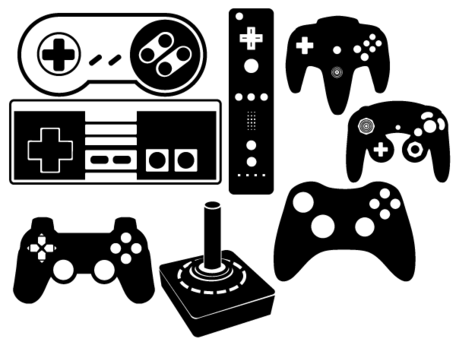 Gaming clipart controller nintendo. Free game cliparts download