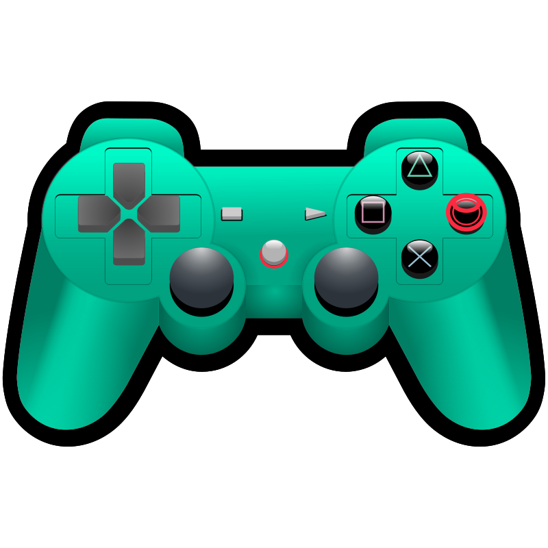 Video game controller . Gaming clipart gaming addiction
