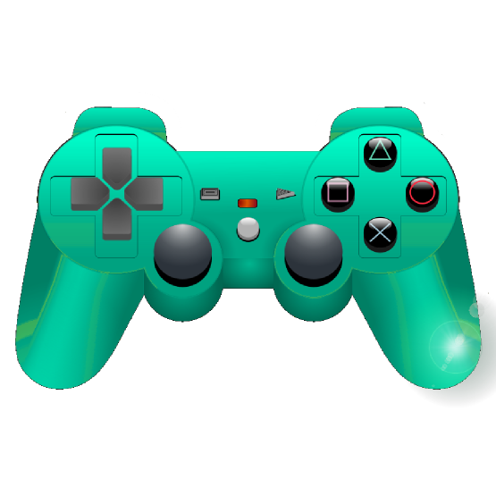 Gaming clipart playstation 4 controller. Clipartist net clip art