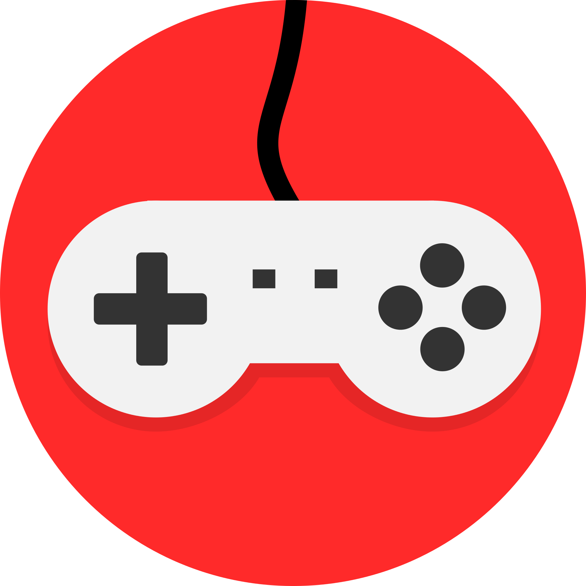 File video game controller. Gaming clipart svg