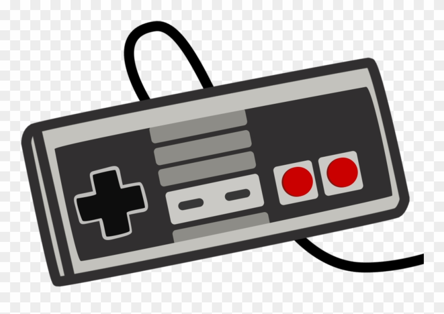 Controller pinclipart . Gaming clipart nes