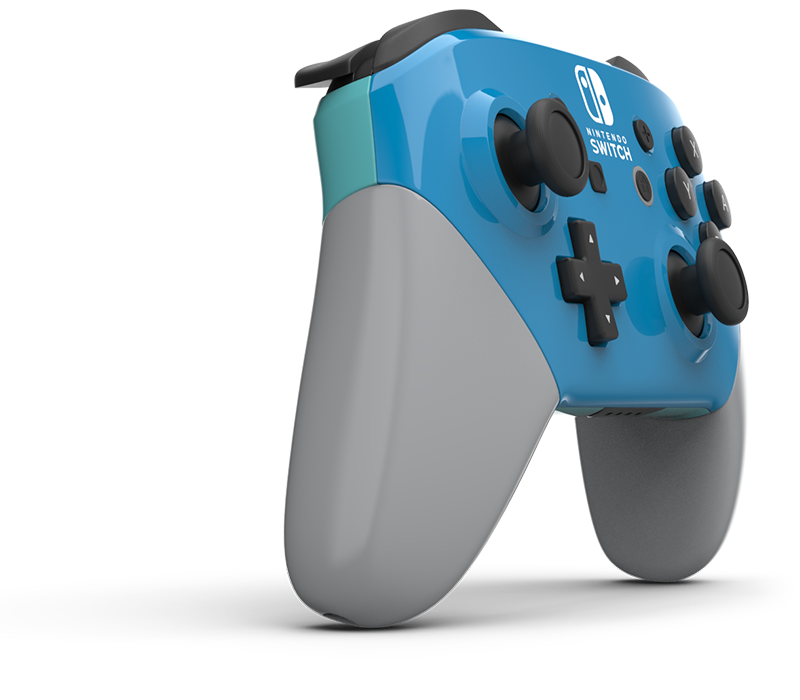 Gaming clipart controller nintendo. Switch pro colorware